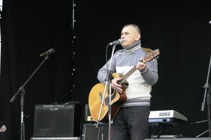 В Покровске (Красноармейске) выступили самодеятельные коллективы, фото-2