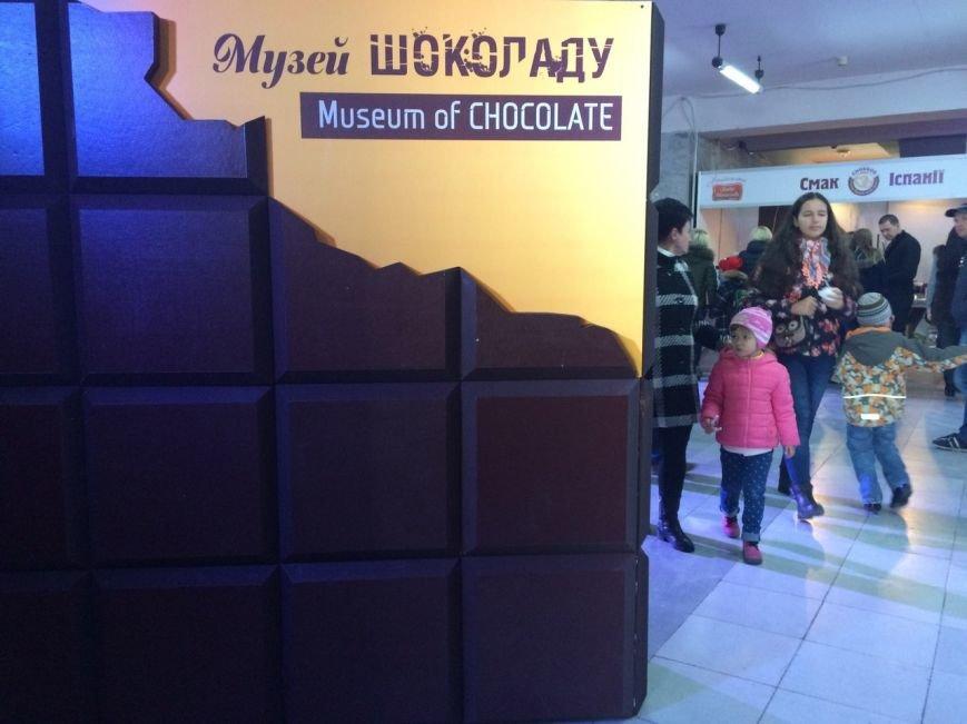 У Львівському палаці мистецтв відкрили Музей шоколаду (ФОТО), фото-1