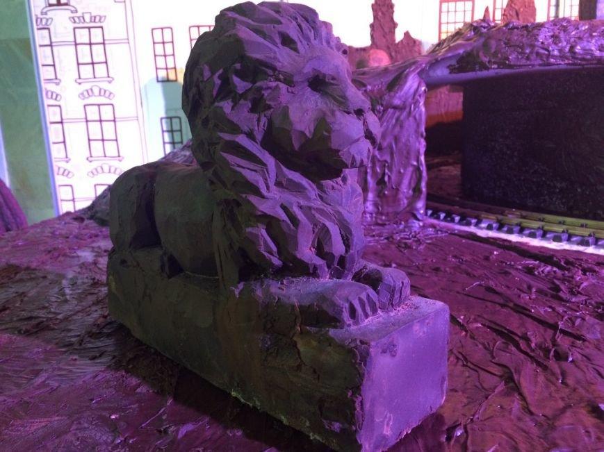 У Львівському палаці мистецтв відкрили Музей шоколаду (ФОТО), фото-8