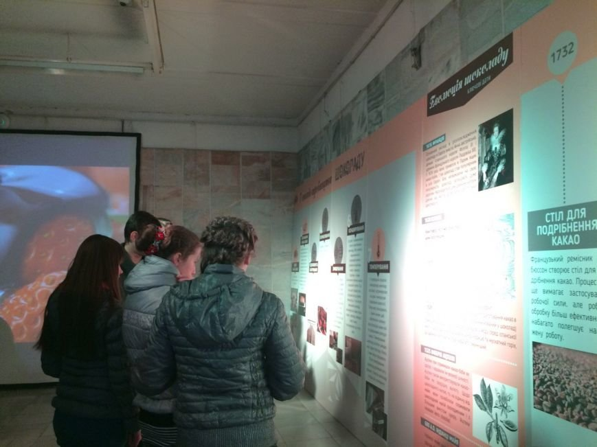 У Львівському палаці мистецтв відкрили Музей шоколаду (ФОТО), фото-5