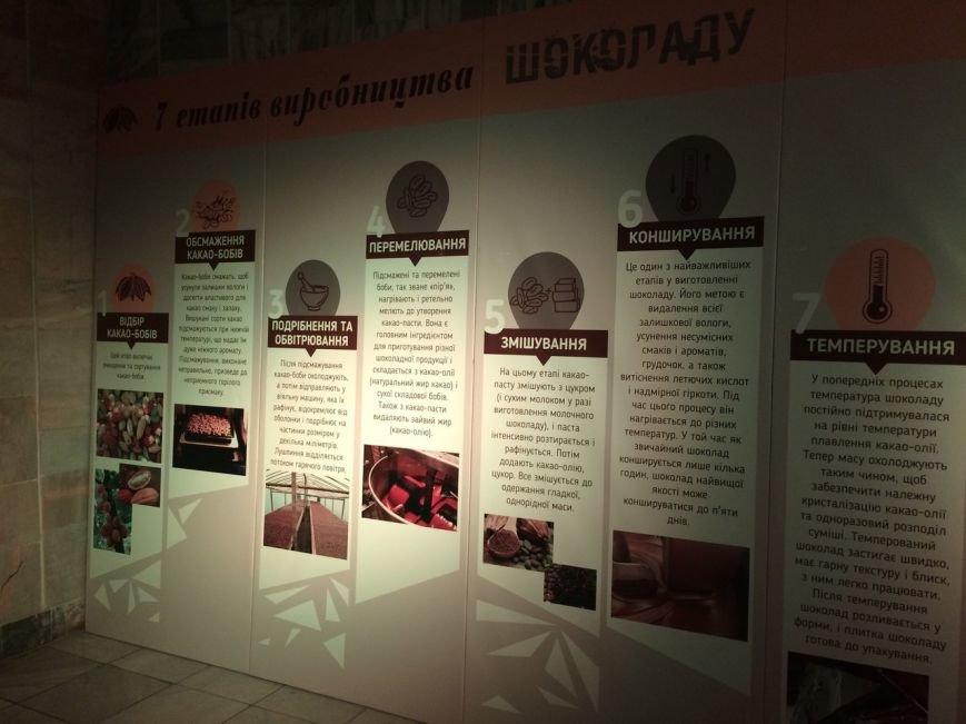 У Львівському палаці мистецтв відкрили Музей шоколаду (ФОТО), фото-3