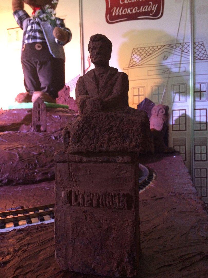 У Львівському палаці мистецтв відкрили Музей шоколаду (ФОТО), фото-2
