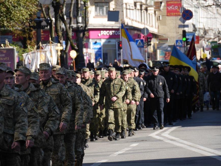 Тисячі тернополян прийшли на відкриття пам'ятника Героям Небесної Сотні (ФОТОРЕПОРТАЖ), фото-7