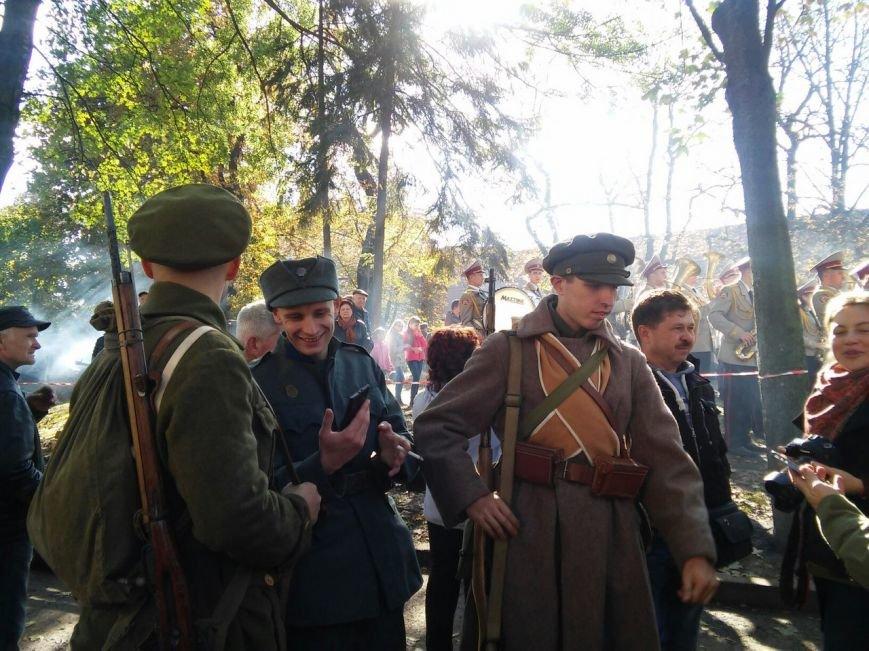 Сьогодні у Львові відбувся фестиваль «Військових традицій і звитяг Руси-України»: як це було (ФОТОРЕПОРТАЖ), фото-4