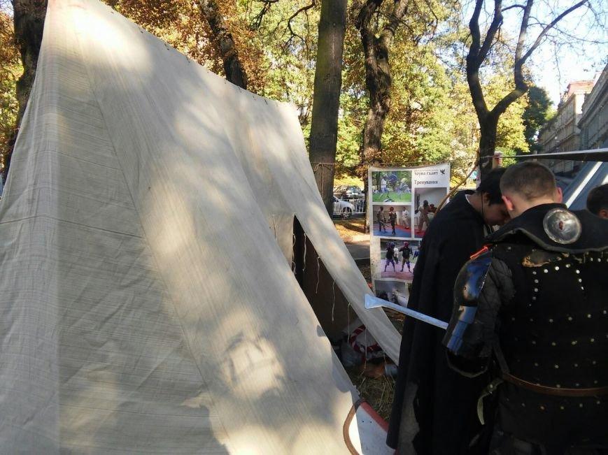 Сьогодні у Львові відбувся фестиваль «Військових традицій і звитяг Руси-України»: як це було (ФОТОРЕПОРТАЖ), фото-6