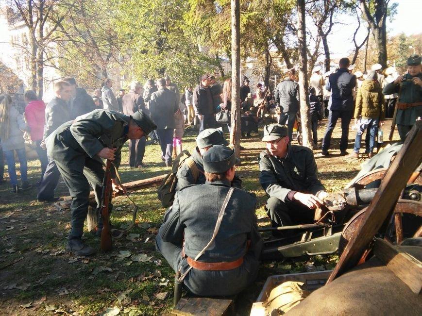 Сьогодні у Львові відбувся фестиваль «Військових традицій і звитяг Руси-України»: як це було (ФОТОРЕПОРТАЖ), фото-10