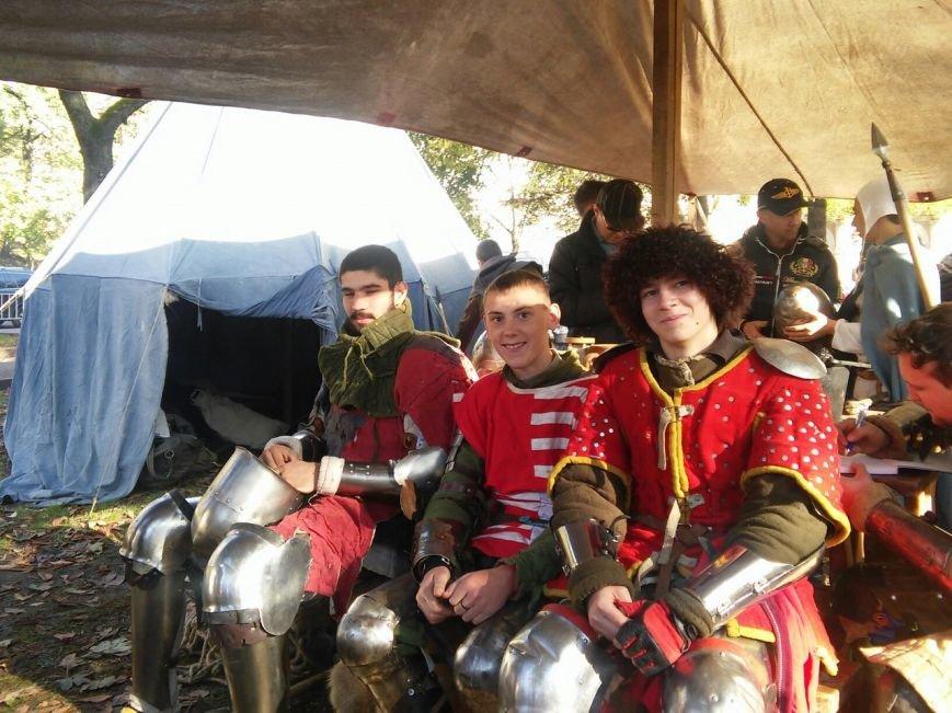 Сьогодні у Львові відбувся фестиваль «Військових традицій і звитяг Руси-України»: як це було (ФОТОРЕПОРТАЖ), фото-5