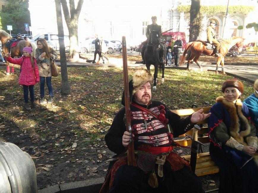 Сьогодні у Львові відбувся фестиваль «Військових традицій і звитяг Руси-України»: як це було (ФОТОРЕПОРТАЖ), фото-12