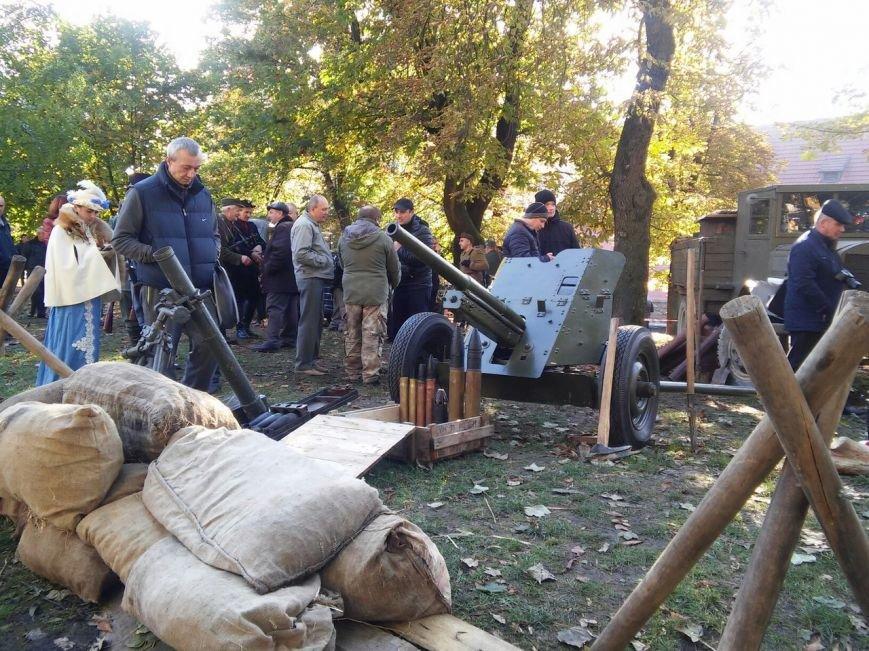 Сьогодні у Львові відбувся фестиваль «Військових традицій і звитяг Руси-України»: як це було (ФОТОРЕПОРТАЖ), фото-9