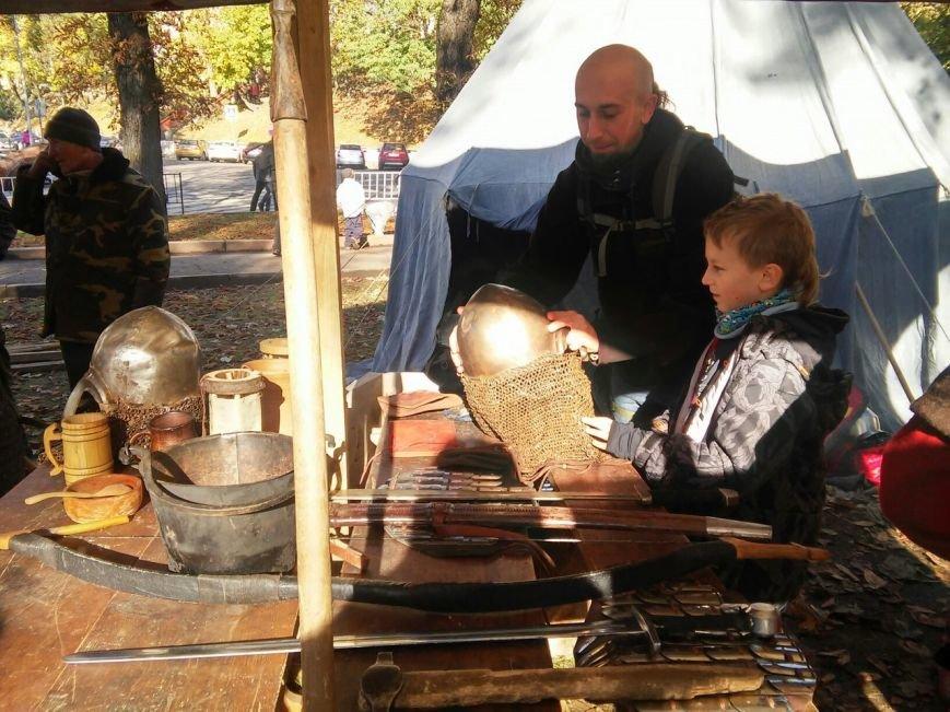 Сьогодні у Львові відбувся фестиваль «Військових традицій і звитяг Руси-України»: як це було (ФОТОРЕПОРТАЖ), фото-8