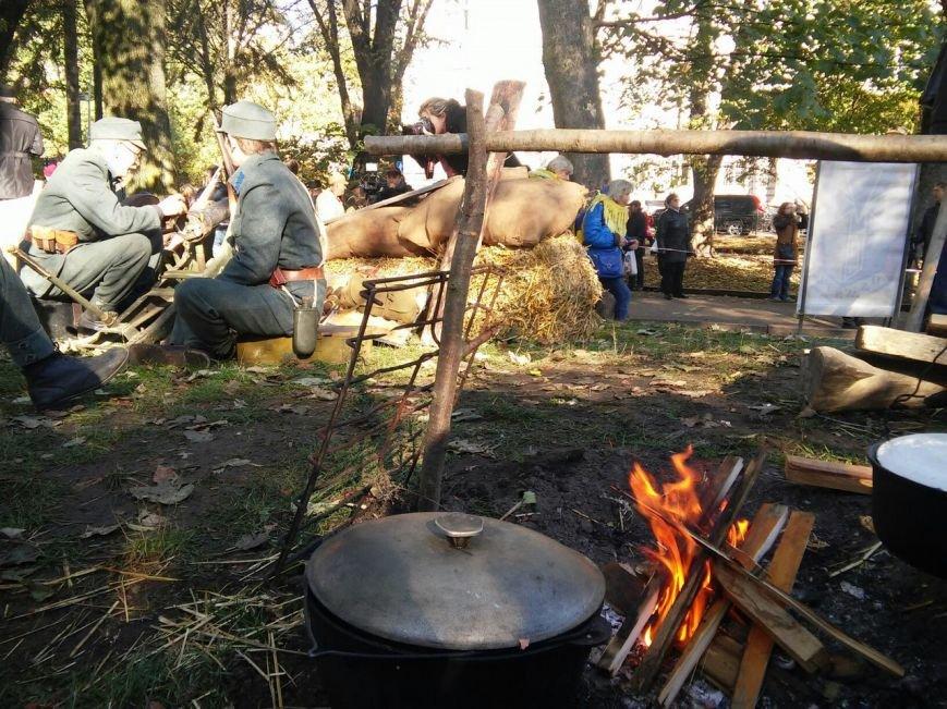Сьогодні у Львові відбувся фестиваль «Військових традицій і звитяг Руси-України»: як це було (ФОТОРЕПОРТАЖ), фото-11
