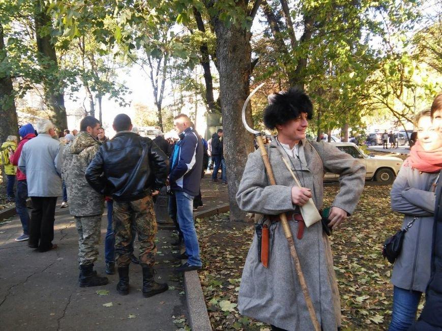 Сьогодні у Львові відбувся фестиваль «Військових традицій і звитяг Руси-України»: як це було (ФОТОРЕПОРТАЖ), фото-13