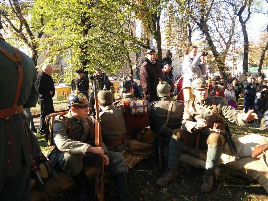 Сьогодні у Львові відбувся фестиваль «Військових традицій і звитяг Руси-України»: як це було (ФОТОРЕПОРТАЖ), фото-3