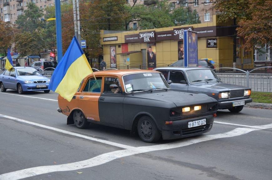 В Мариуполе волонтеры и общественники поздравили военных с помощью автопробега (ФОТО+ВИДЕО), фото-14