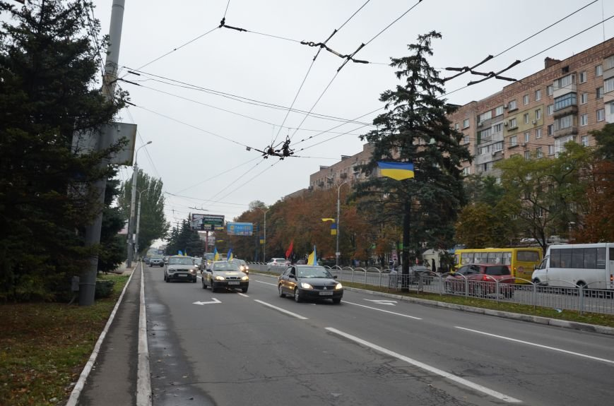 В Мариуполе волонтеры и общественники поздравили военных с помощью автопробега (ФОТО+ВИДЕО), фото-15