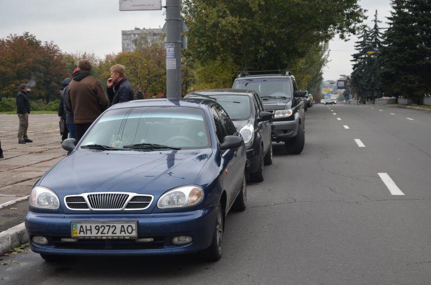 В Мариуполе волонтеры и общественники поздравили военных с помощью автопробега (ФОТО+ВИДЕО), фото-1