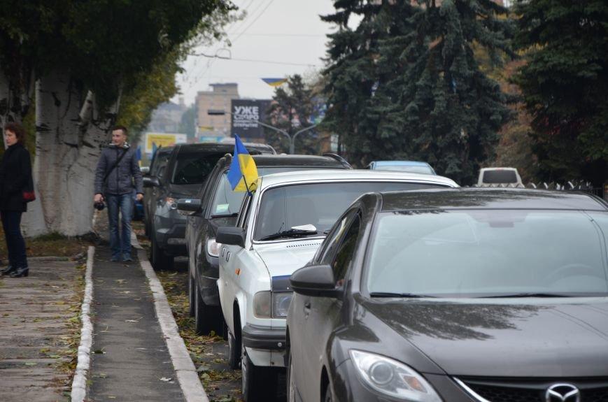 В Мариуполе волонтеры и общественники поздравили военных с помощью автопробега (ФОТО+ВИДЕО), фото-5