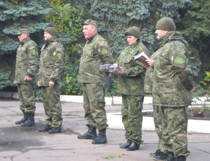 В Мирнограді (Димитрові) підвищили поліцейських, фото-1