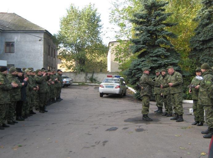 В Мирнограді (Димитрові) підвищили поліцейських, фото-2
