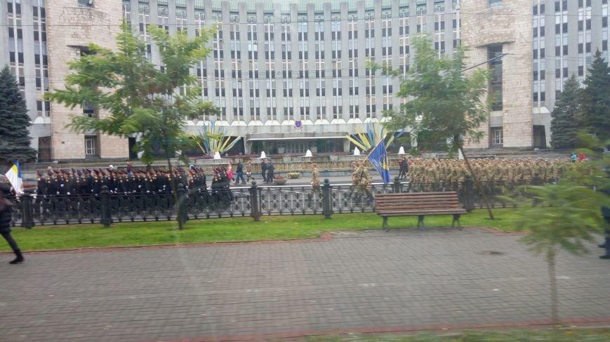В Днепре прошёл военный марш-парад (ФОТО), фото-4