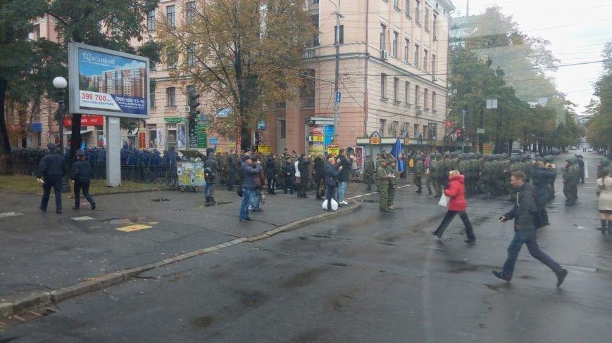 В Днепре прошёл военный марш-парад (ФОТО), фото-3