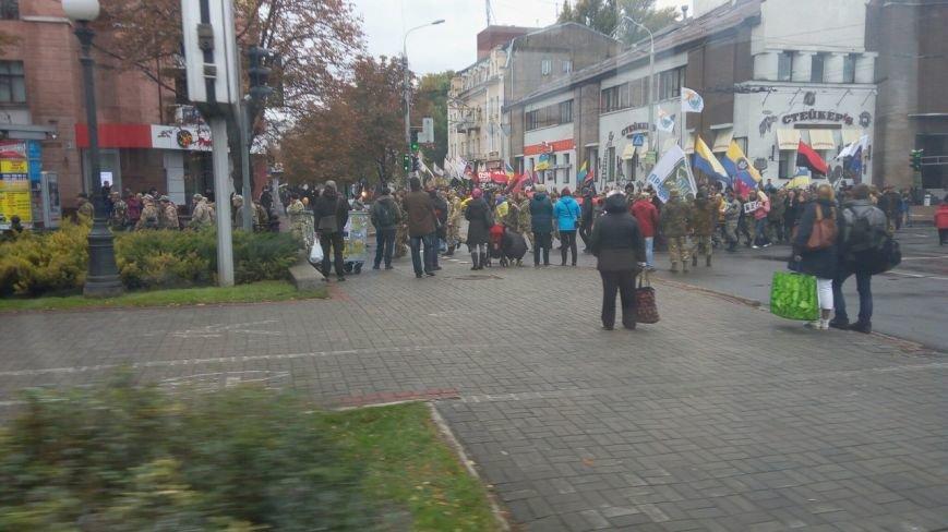 В Днепре прошёл военный марш-парад (ФОТО), фото-6