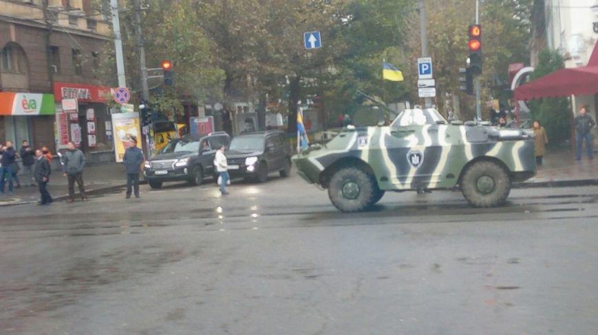 В Днепре прошёл военный марш-парад (ФОТО), фото-7