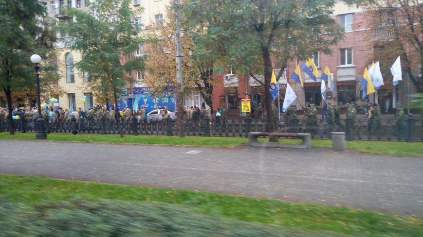 В Днепре прошёл военный марш-парад (ФОТО), фото-5