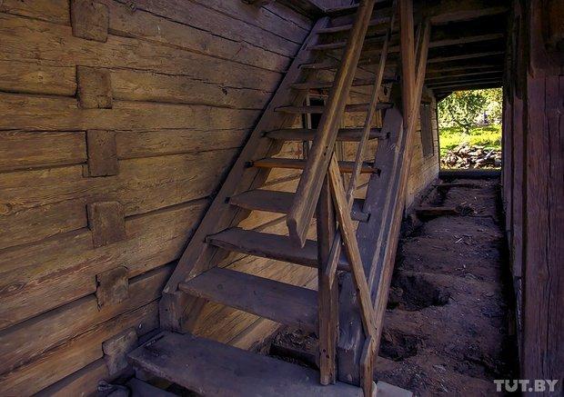 Таинственный лямус. Как в Гродно готовят к реконструкции самый древний деревянный дом Беларуси, фото-1