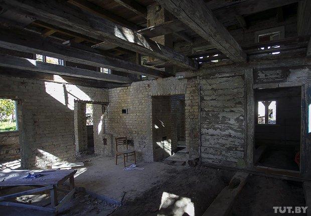 Таинственный лямус. Как в Гродно готовят к реконструкции самый древний деревянный дом Беларуси, фото-3