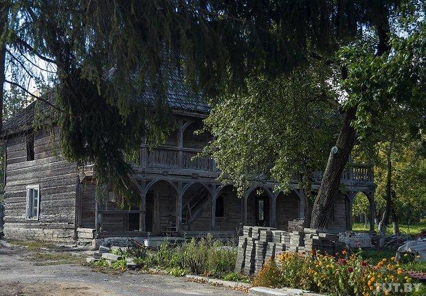 Таинственный лямус. Как в Гродно готовят к реконструкции самый древний деревянный дом Беларуси, фото-7
