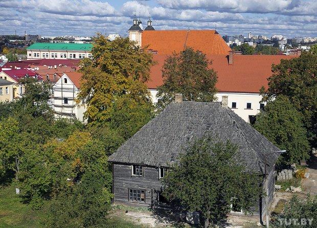 Таинственный лямус. Как в Гродно готовят к реконструкции самый древний деревянный дом Беларуси, фото-6