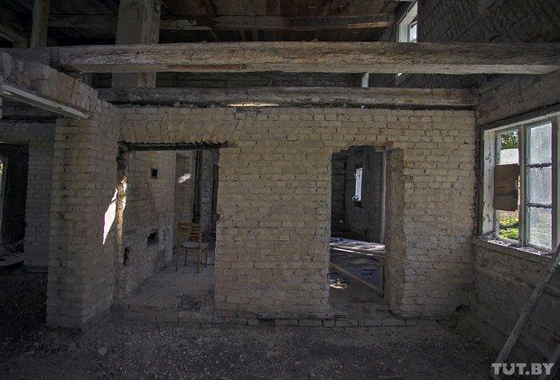 Таинственный лямус. Как в Гродно готовят к реконструкции самый древний деревянный дом Беларуси, фото-2