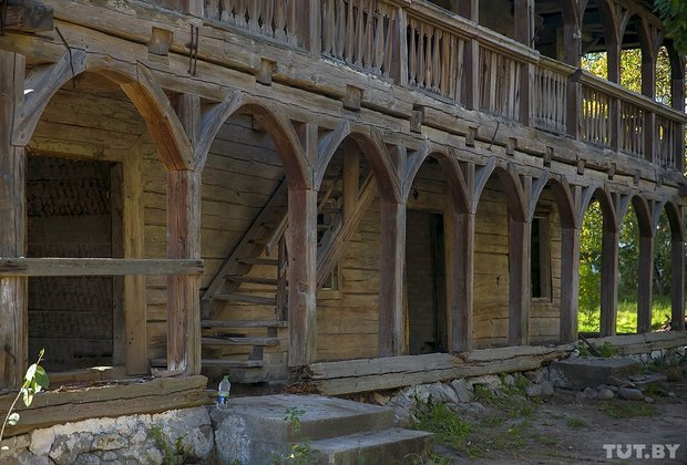 Таинственный лямус. Как в Гродно готовят к реконструкции самый древний деревянный дом Беларуси, фото-4