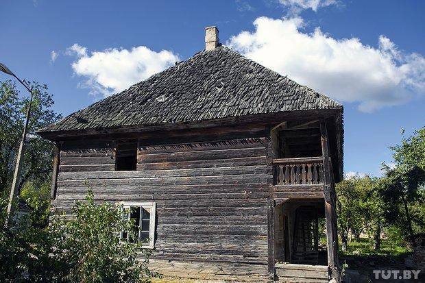 Таинственный лямус. Как в Гродно готовят к реконструкции самый древний деревянный дом Беларуси, фото-5
