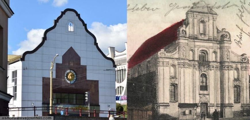 Мнение блогера: 9 зданий в Гродно, которым нужно вернуть прежний вид, фото-8