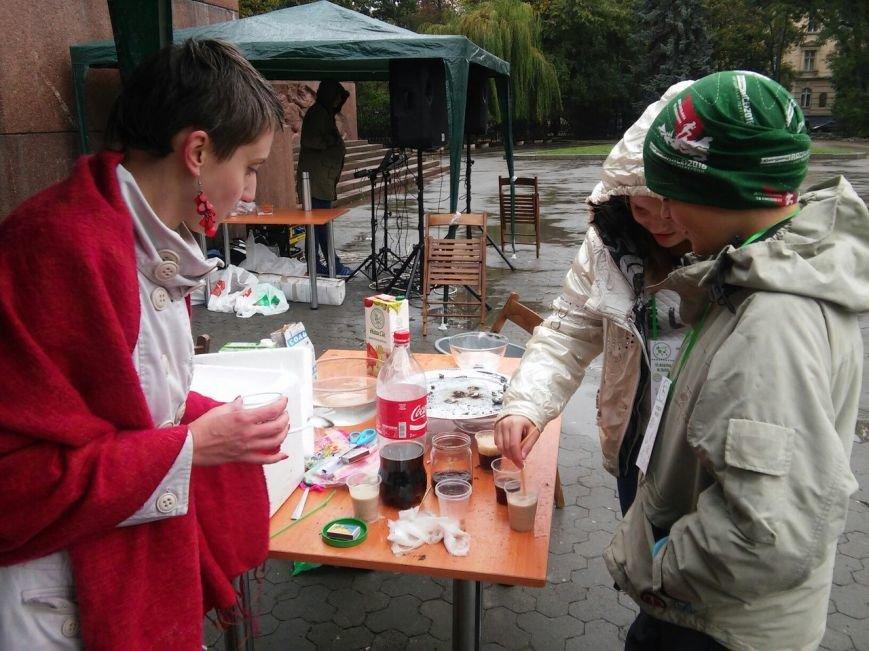 У парку імені Івана Франка сьогодні провели науковий пікнік (ФОТО), фото-2