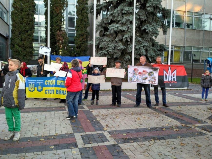 У Кам'янці відбулась акція «Stop Putin's War In Ukraine 2.0», фото-1
