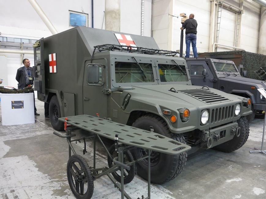 Зброя та безпека 2016: Нові бронеавтомобілі «Козак» (+ ВІДЕО), фото-4