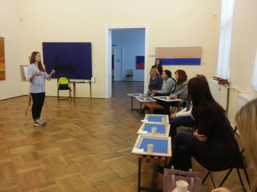 У Львові відбувся майстер-клас із відтворення живописних пейзажів в техніці пастелі (ФОТО), фото-3