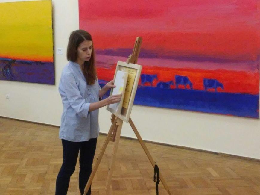 У Львові відбувся майстер-клас із відтворення живописних пейзажів в техніці пастелі (ФОТО), фото-1