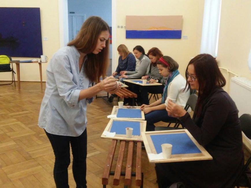 У Львові відбувся майстер-клас із відтворення живописних пейзажів в техніці пастелі (ФОТО), фото-12