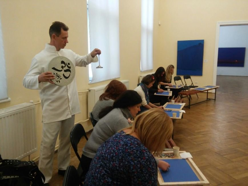 У Львові відбувся майстер-клас із відтворення живописних пейзажів в техніці пастелі (ФОТО), фото-11