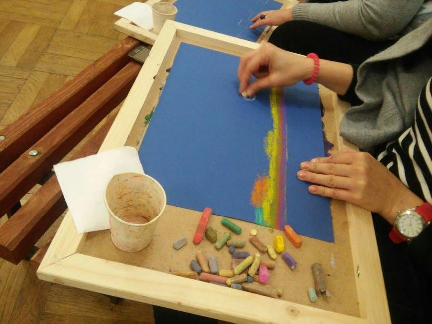 У Львові відбувся майстер-клас із відтворення живописних пейзажів в техніці пастелі (ФОТО), фото-6