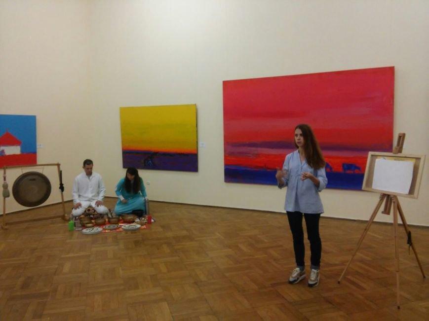 У Львові відбувся майстер-клас із відтворення живописних пейзажів в техніці пастелі (ФОТО), фото-5