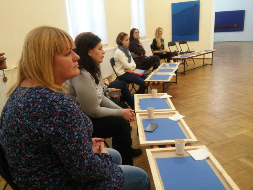 У Львові відбувся майстер-клас із відтворення живописних пейзажів в техніці пастелі (ФОТО), фото-2