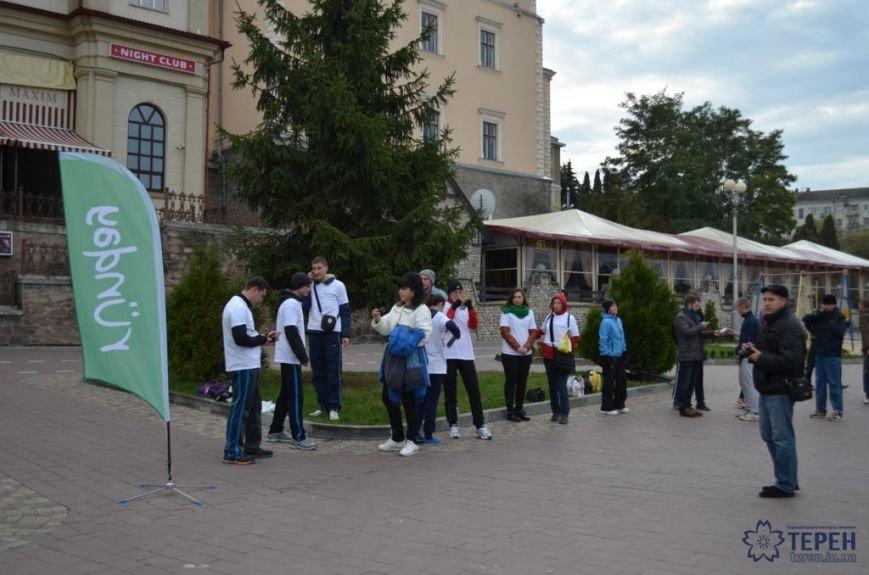 У Тернополі відбувся перший 5-кілометровий забіг «Runday» (фото), фото-3