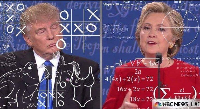 Курьезы недели: Правила счета Кличко, отпариженный Путин, как Бобул «примирил» Трампа и Клинтон, фото-4