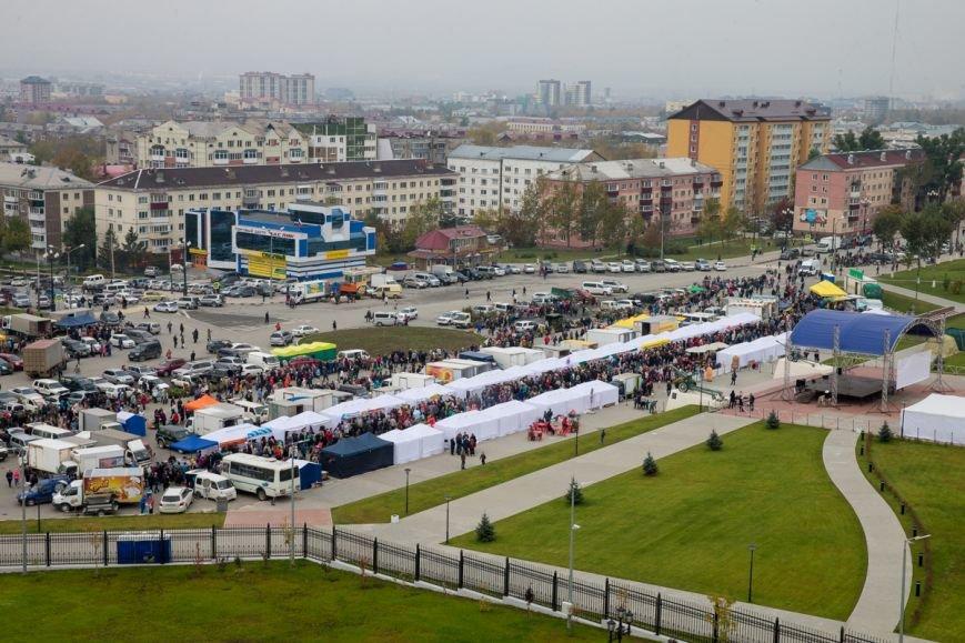 Сельхозярмарка собрала в областном центре более двухсот производителей, фото-4