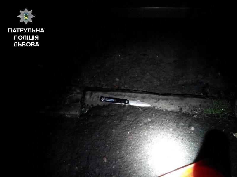 Двоє невідомих поблизу одного із нічних закладів на вулиці Липинського вчинили збройний напад на відвідувачів: є потерпілі (ФОТО), фото-1